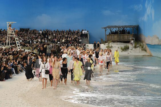 Fashion week Chanel