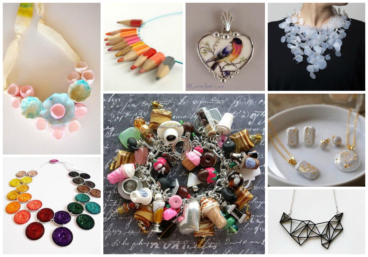 Ekologiczna biżuteria – pomysły, przykłady, odkrycia.