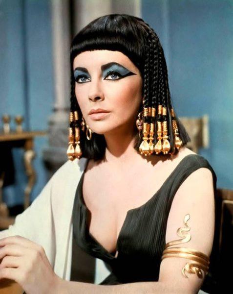 Biżuteria z filmów/ Kleopatra - Maznuko