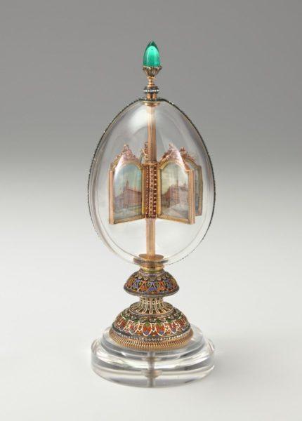 Jajko Faberge z imperialnej kolekcji
