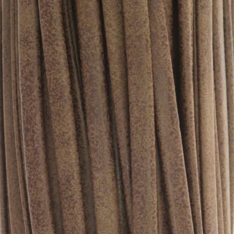 Rzemień shabby brązowy