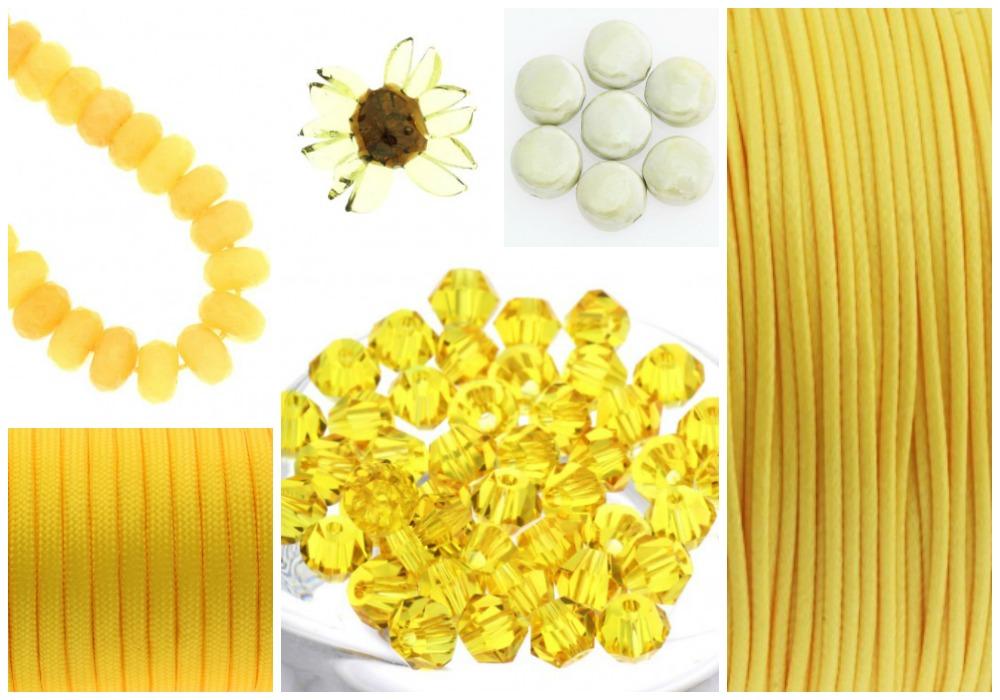 Kolor żółty- promyk słońca w twojej szafie