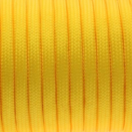 Żółty paracord