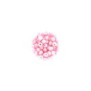 Szklane drobne koraliki