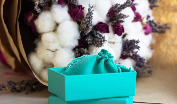Tiffany pudełko z biżuteria