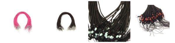 Baza naszyjnika, sznurek