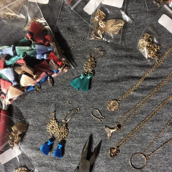 Kreatywny proces tworzenia biżuterii