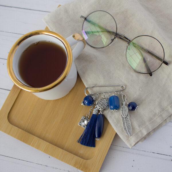Broszki- idealna ozdoba szali, swetrów i paszczy
