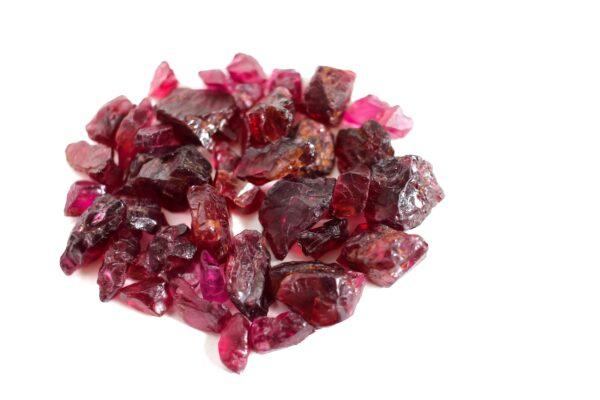 Granat - kamienie szlachetne