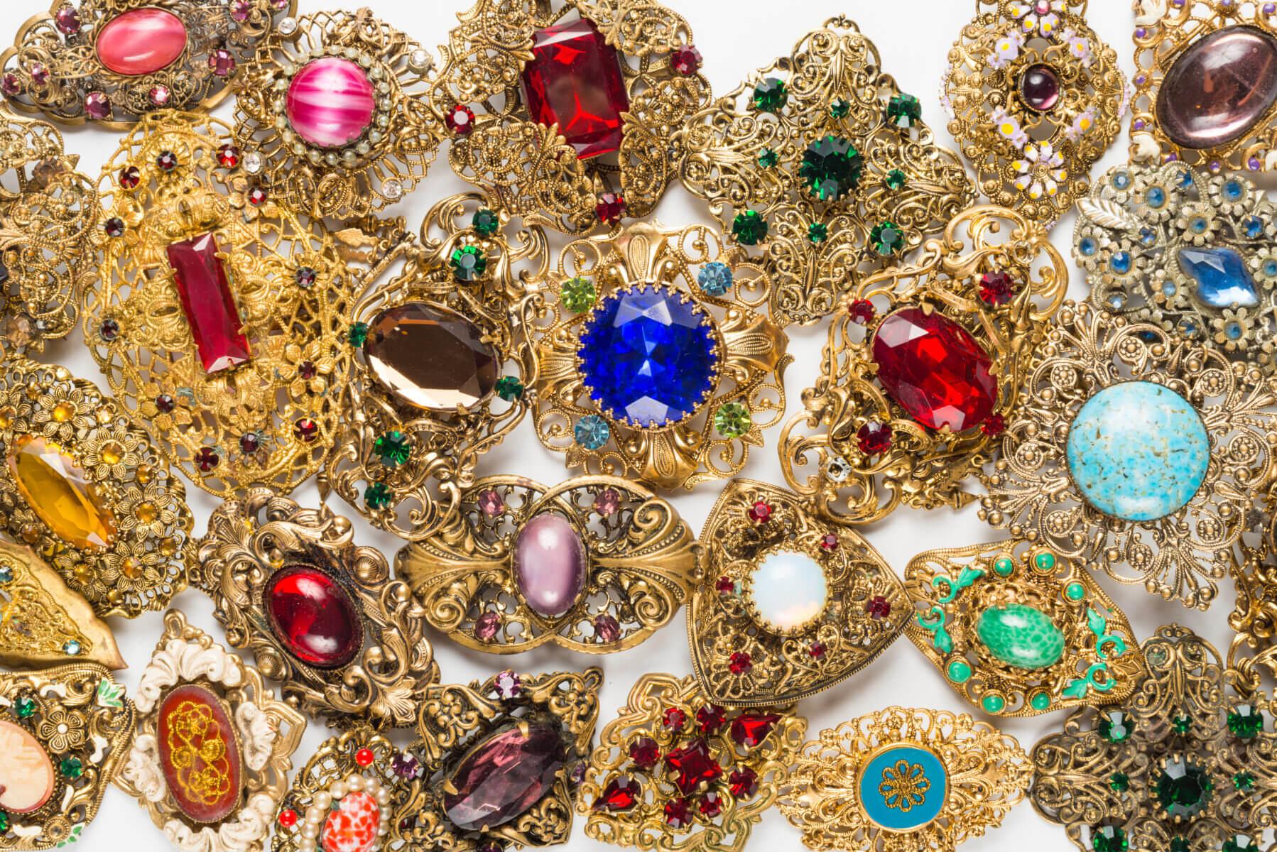 Biżuteria wiktoriańska- era rozkwitu biżuterii w czasie rządów jednej królowej