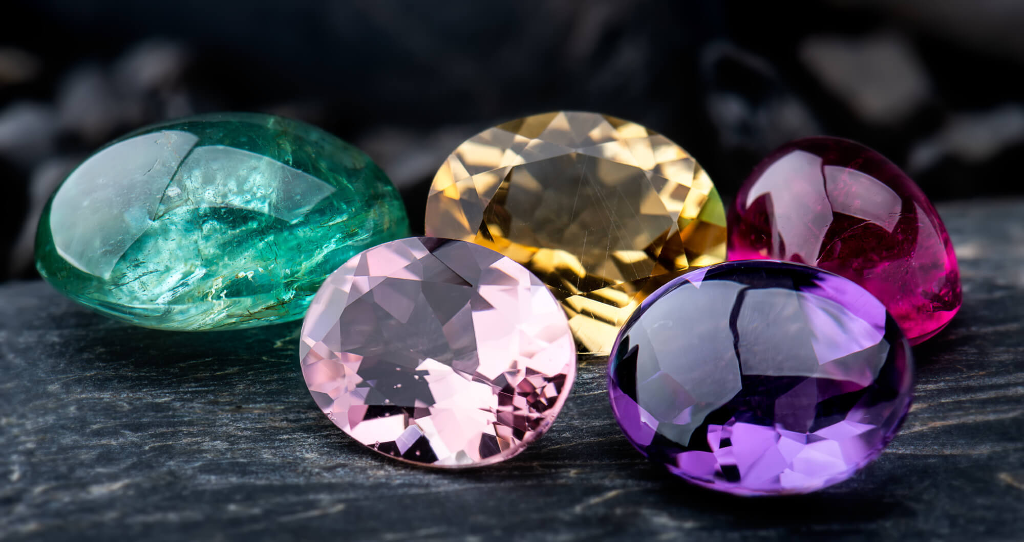 Kamienie szlachetne, wprowadzenie w świat najcenniejszych klejnotów