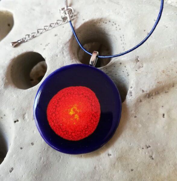 Gaia Ceramika naszyjnik