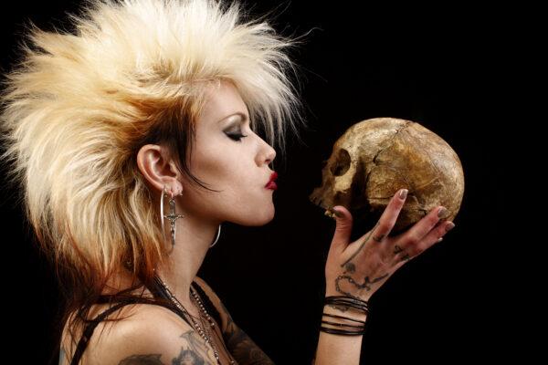 Biżuteria w stylu punk