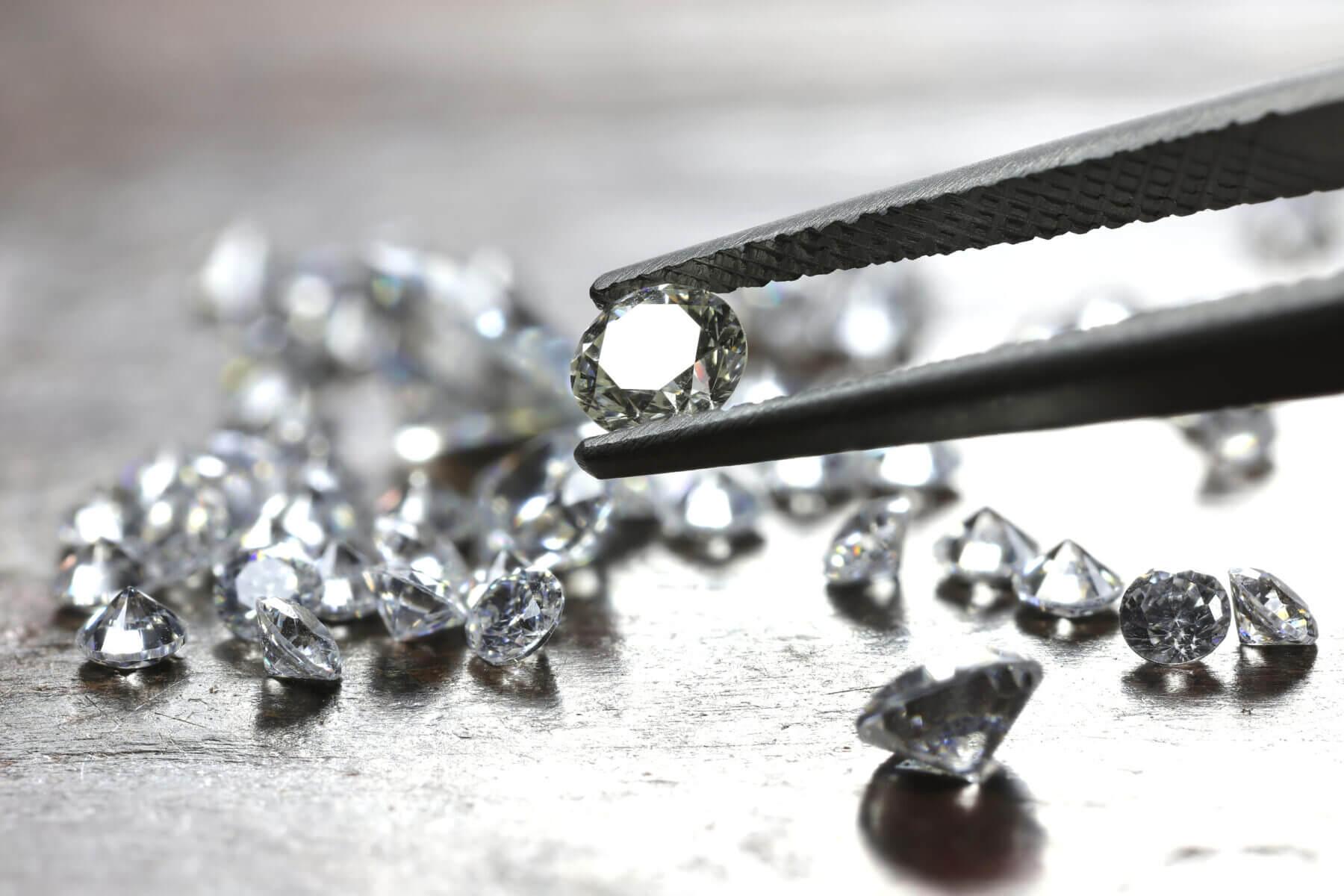 Diamenty – najszlachetniejsze z minerałów