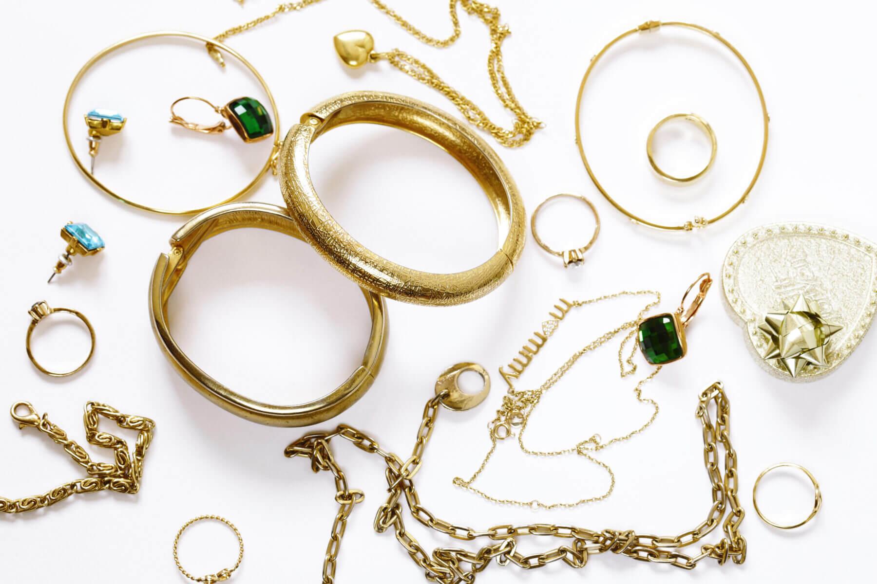Złota biżuteria – towar ekskluzywny od tysięcy lat 👑