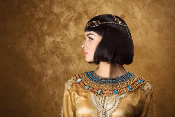 Złoto w biżuterii starożytnego Egiptu