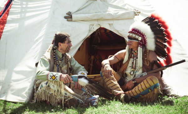 Biżuteria w kulturach świata - ozdoby Indian