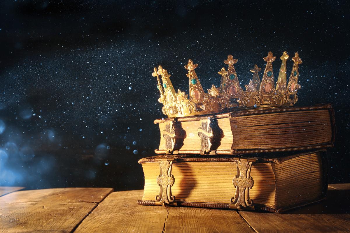 Najpiękniejsze korony i berła 👑