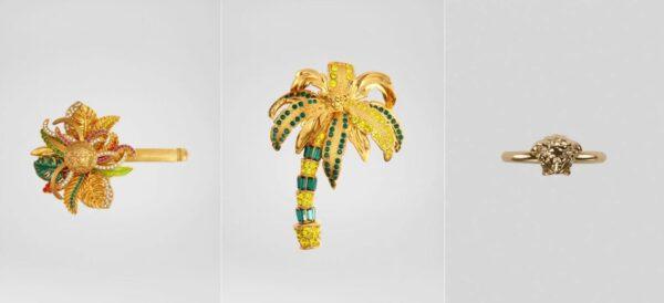 Biżuteria z nowej kolekcji Versace