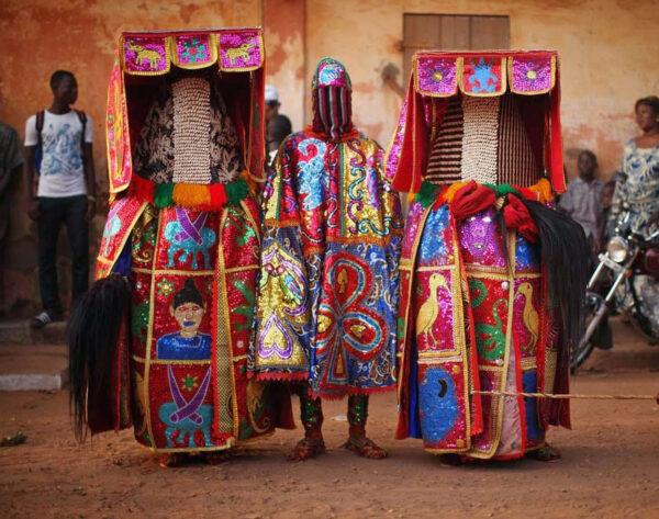 Biżuteria w kulturach świata - wielkie korony Jorubów