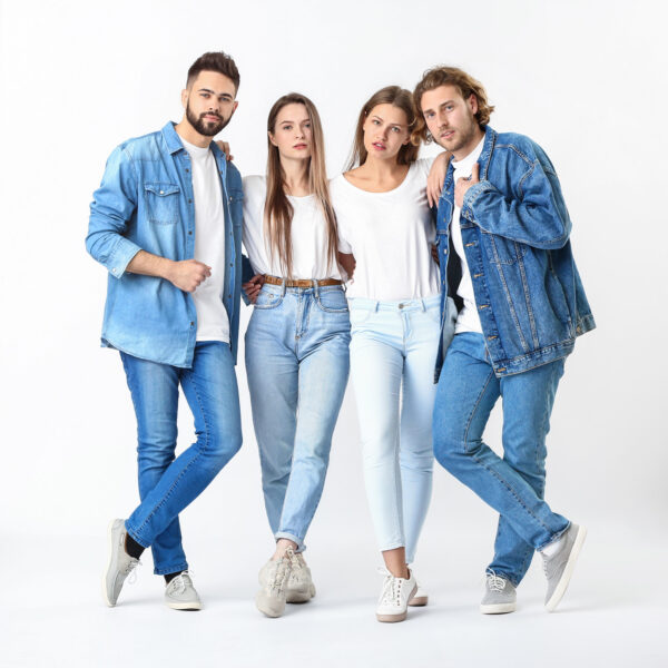 Skąd wziął się jeans