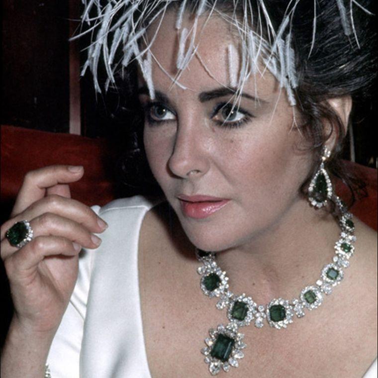 Biżuteria Elizabeth Taylor — niezwykła kolekcja niezwykłej kobiety 🎥