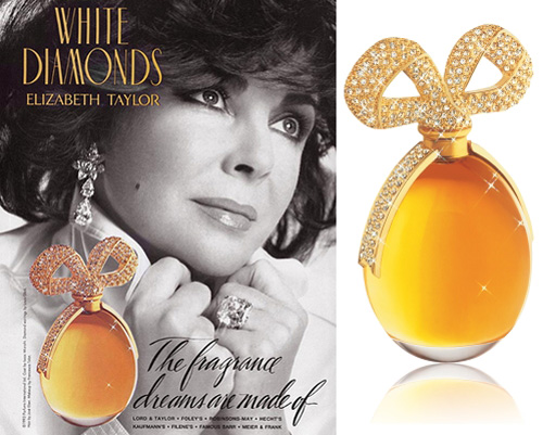 Perfumy Elizabeth Taylor - White Diamond