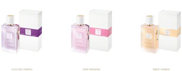 Perfumy Lalique w oryginalnych flakonach