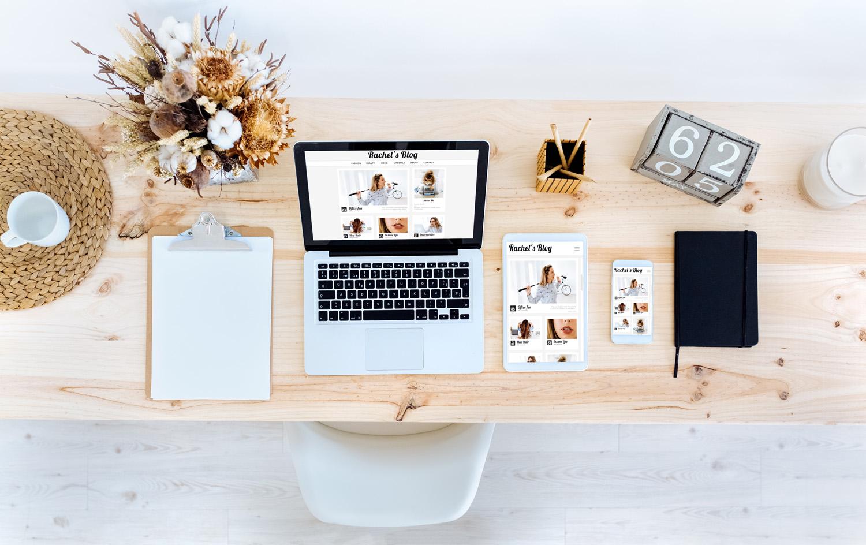 Blog a marka biżuteryjna 💻