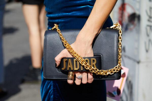 Nowoczesna torebka Dior