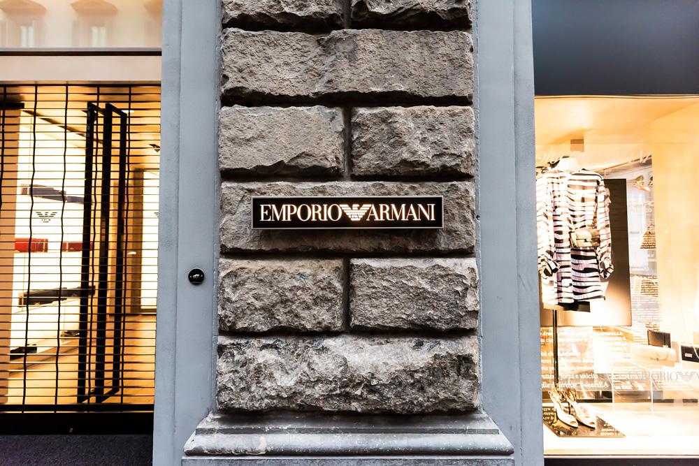 Armani – etyczne imperium modowe 👔