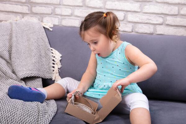 Biżuteria na prezent dla dziecka
