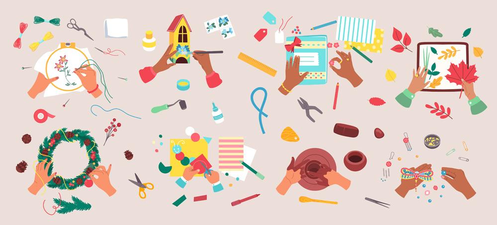 Kreatywność – co zrobić by nigdy jej nie zabrakło