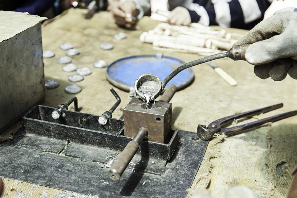 Casting – czyli sztuka odlewania biżuterii ?