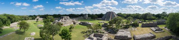 Budowle starożytnych majów