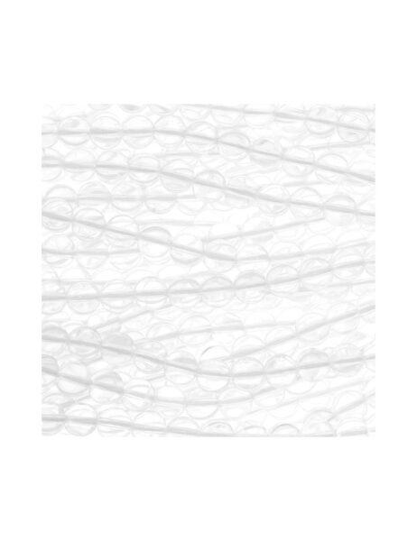 Koraliki z kwarcu transparentne