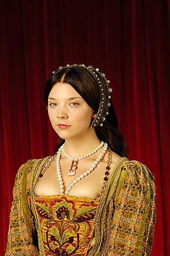 Naszyjnik z pereł Tudorowie