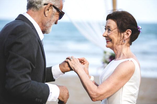 Biżuteria ślubna dla gości