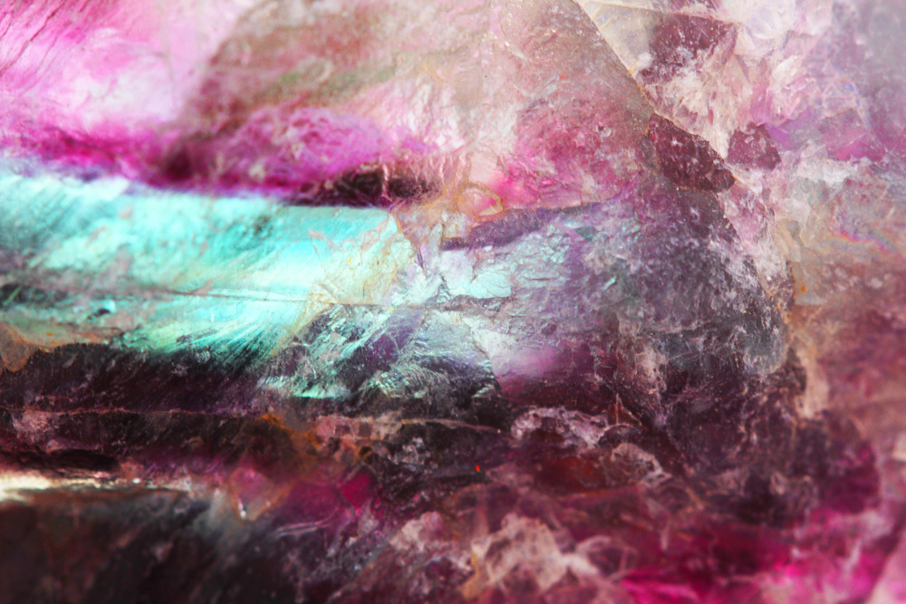 Fluoryt – minerał wszelkich barw