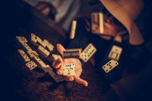 Wykorzystaj efekt domino by zwiększyć produktywność