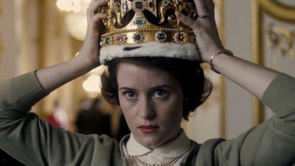 Korona króla Edwarda - biżuteria w serialu The Crown